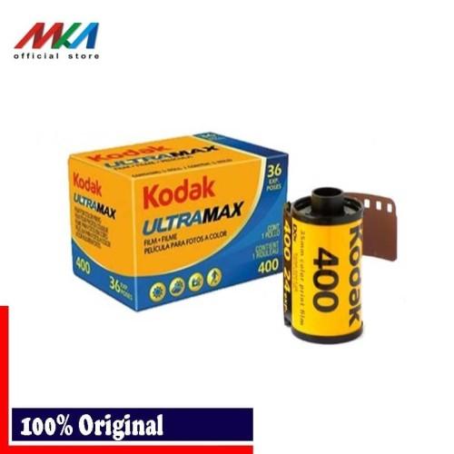 Foto Produk Roll Film Kodak Ultramax 400 35mm dari MKA Official Store