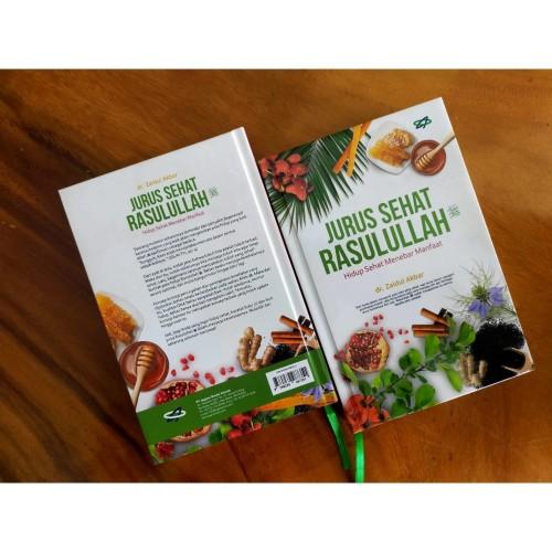Foto Produk Buku Jurus Sehat Rasulullah Terbaru 2020 PRE ORDER dari Sentra UKM Bandung