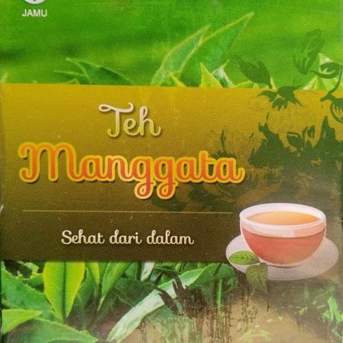 Foto Produk Teh Manggata isi10 obat herbal tumor/kanker/sakit haid/keputihan/kista dari Obatmu