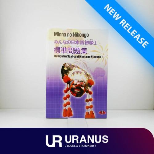 Foto Produk Minna No Nihongo Kumpulan Soal-Soal Edisi 1 - UR dari Toko Buku Uranus