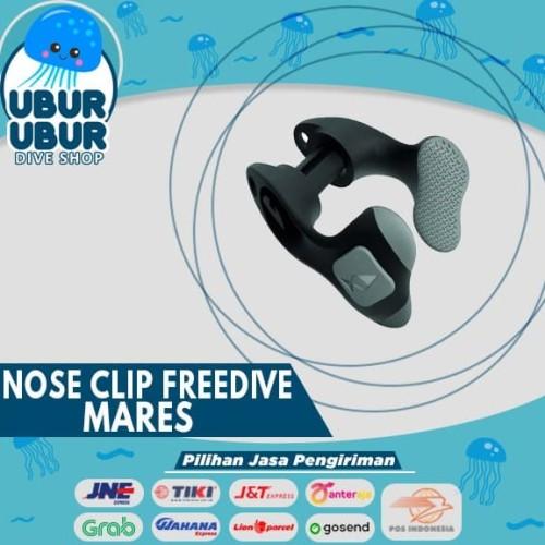 Foto Produk Nose Clip Apnea Mares 423974 dari Uburubur Dive Shop