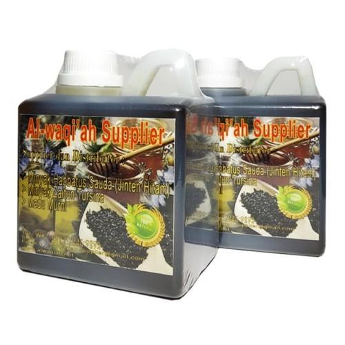 Foto Produk Minyak Habbatus Sauda / Habbatussauda / Import Arab dari Al-waqi'ah Supplier