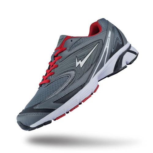 Foto Produk Sepatu Eagle Ecolight 2 – Running Shoes - 38, Abu Abu Putih dari eagle official store