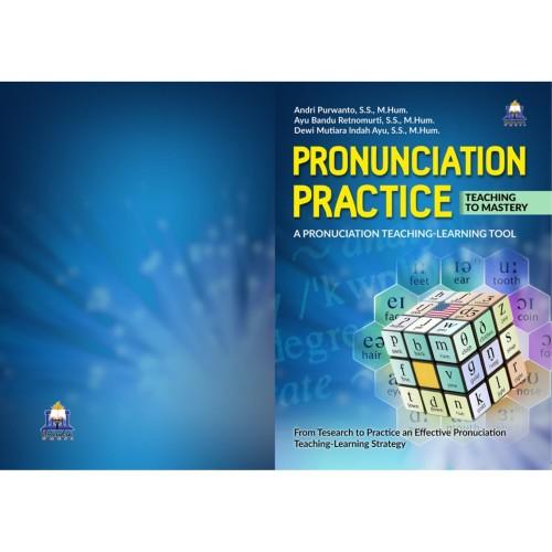 Foto Produk Buku Pronunciation dari koperasi unindra
