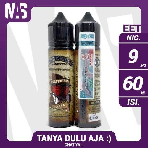 Foto Produk Blackwood Tobacco Strawberry Vanilla 9mg 60ml by RCKS Liquid Vape dari NAS VIRTUAL