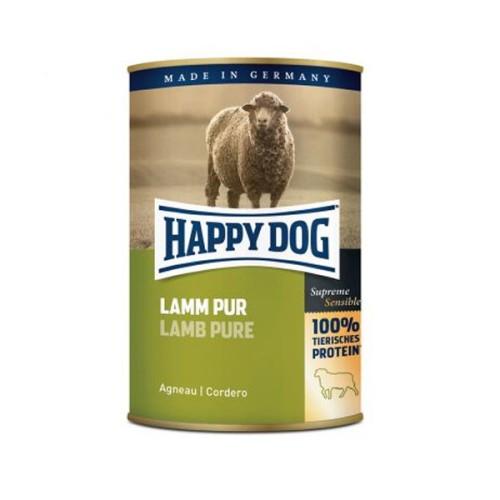 Foto Produk happy dog supreme sensible 200 gr lamb pure (wet) dari F.J. Pet Shop