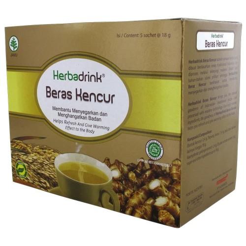 Foto Produk HERBADRINK BERAS KENCUR dari REAL MARUCHAN