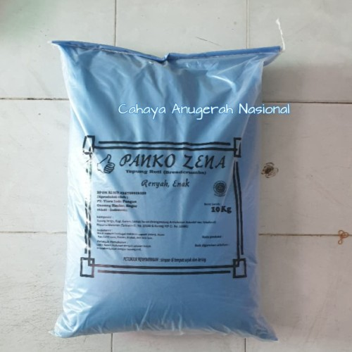 Foto Produk Tepung Roti Panko Zena Mix 10 Kg dari Bahan Kue CAN