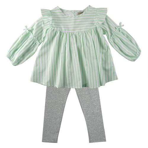 Foto Produk KIDS ICON - Baju Setelan Anak Perempuan Baby Colours - CGSL0800200 - 3-6 Bulan dari Kids Icon
