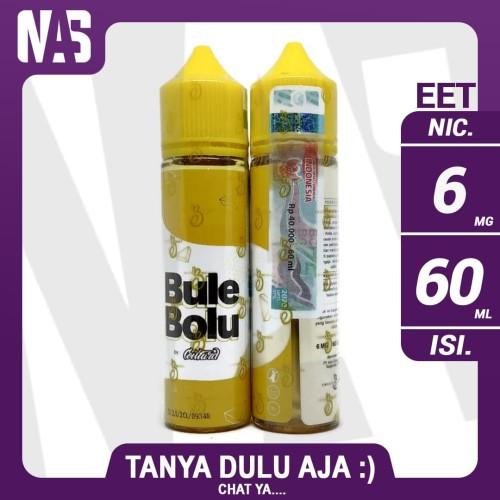 Foto Produk Bule Bolu By EMKAY 6mg 60ml Liquid Vape Vapor Premium dari NAS VIRTUAL