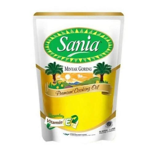 Foto Produk Minyak Goreng Sania 2 liter dari samudrasembako