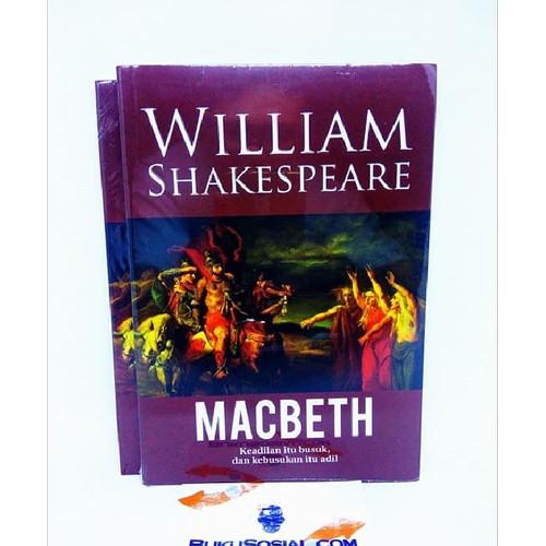 Foto Produk MACBETH - William Shakespeare - dari Buku Sosial