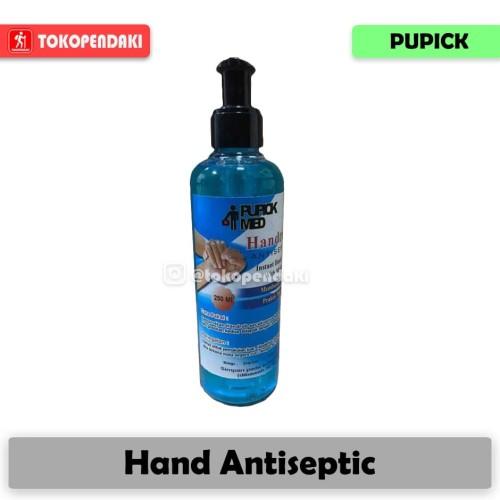 Foto Produk HANDRUB Antiseptic Instant Hand Sanitizer With Moisturizers Gel 250 ml dari TOKOPENDAKI Official