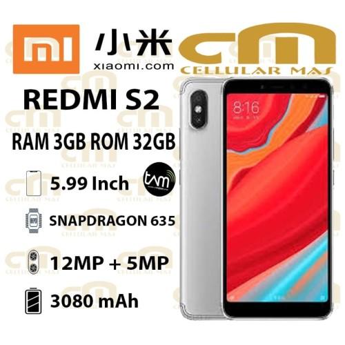 Foto Produk Xiaomi Redmi S2 3/32 GARANSI RESMI TAM - Abu -abu Tua dari Cellular Mas