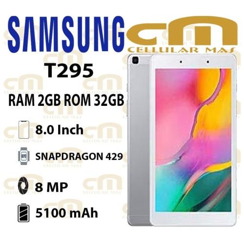 Foto Produk Samsung Galaxy Tab A 8Inch T295 2019 GARANSI RESMI SEIN - Hitam dari Cellular Mas