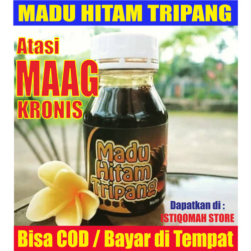 Foto Produk MADU HITAM TRIPANG untuk Sakit Penyakit Maag Akut Kronis, dll dari Istiqomah-Store