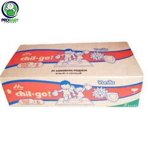 Foto Produk CHIL GO / CHILGO KARTON RASA COKELAT VANILA - Vanila dari Toko Susu Sebelah