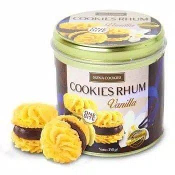 Foto Produk Mena Cookies 100% Original size medium - taro dari cozinaja