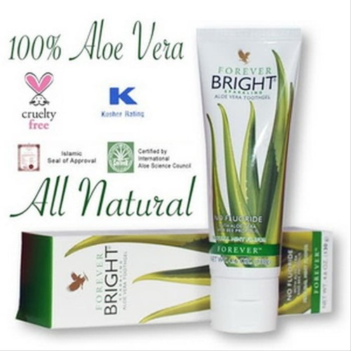 forever bright toothgel)