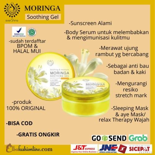 Foto Produk Sunscreen alami serum Body serum wajah aye mask sleeping mask MORINGA dari Dary Beauty