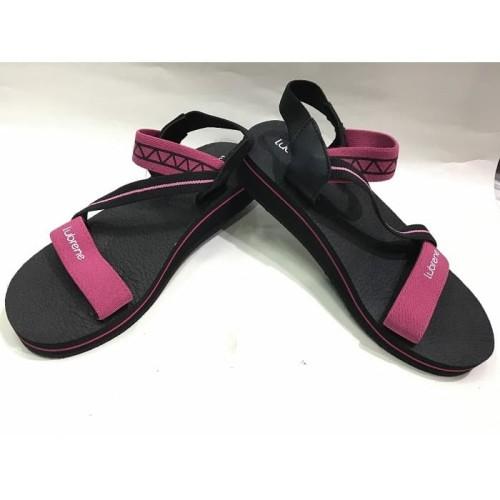 Foto Produk Sepatu sandal wanita LUBRENE FLORIDA pink dari Cornaliza Shop