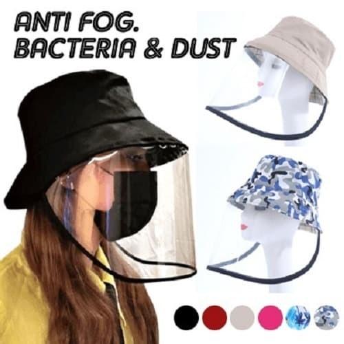 Foto Produk Topi Anti Virus Corona | Topi Protektif | Lawan Virus and Bacteria dari You've Official Store