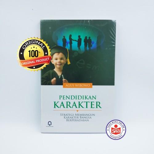 Foto Produk Pendidikan Karakter Strategi Membangun Karakter Bangsa Berperadaban dari Social Agency Baru