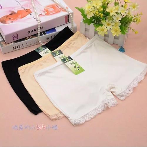 Foto Produk celana dalam boxer wanita - Cokelat, XL dari Universal_Food