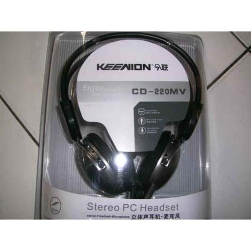 Foto Produk HEADSET KEENION CD-220MV CD220MV dari PojokITcom Pusat IT Comp