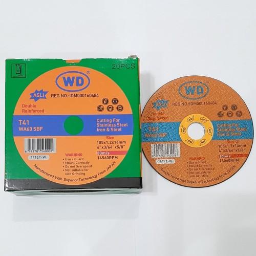 "Foto Produk Batu cutting WD tipis 4"" (1pcs) dari Tk Indoteknik"