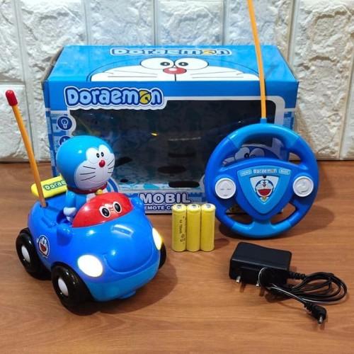 Foto Produk Mainan Mobil Doraemon RC - shizuka dari Sumber Mainan Anak-Anak