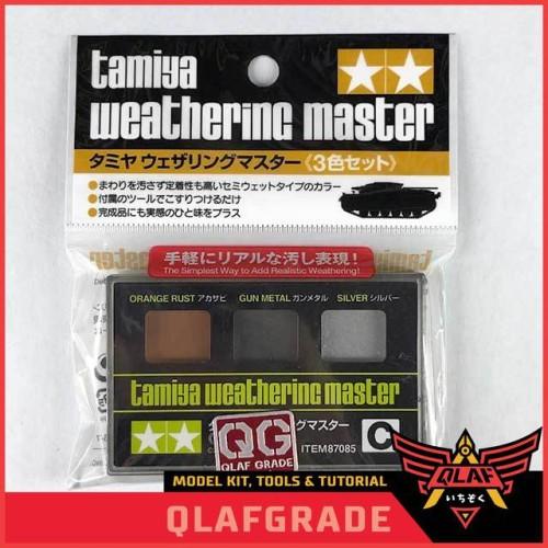 Foto Produk TAMIYA Weathering Master C Set dari Wahkhilaf