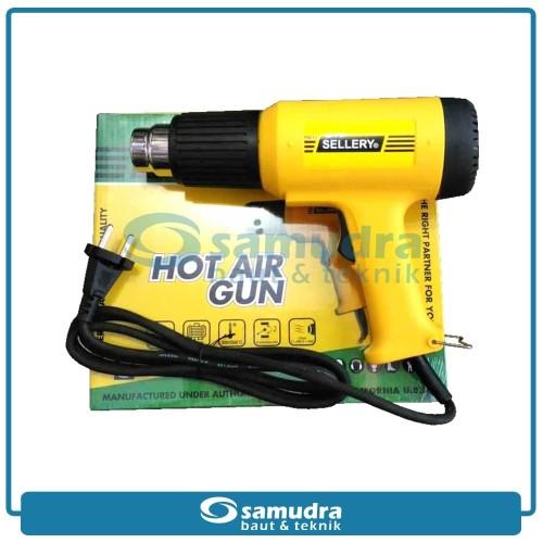 Foto Produk SELLERY Hot Air Gun / Heat Gun HG-500 dari Samudra Baut Teknik