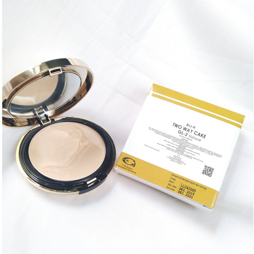 Foto Produk Bio-Kusuma Two Way Cake GL 2 Natural 10gr dari Kusuma Beauty