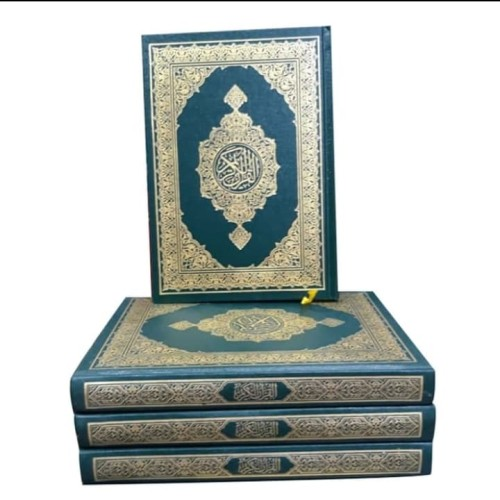 Foto Produk Al-quran Madinah/Mushaf Madinah - Ukuran 20×14 cm - Asli Saudi !! dari chanel books