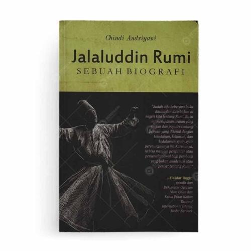 Foto Produk Jalaluddin Rumi Sebuah Biografi dari Berdikari Book