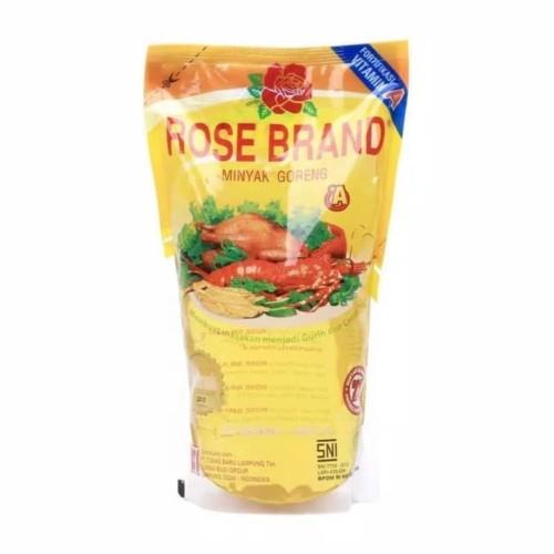 Foto Produk Minyak Goreng Rosebrand 1 liter dari samudrasembako