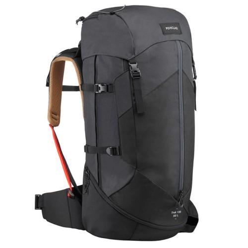 Foto Produk Decathlon Quechua tas gunung trek 100 easyfit 50L men black - 8559690 dari Decathlon Indonesia