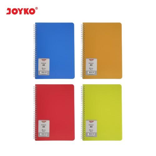 Foto Produk Ruled Notebook Diary Agenda Buku Catatan Bergaris Joyko NB-661 60 hal dari JOYKO Official