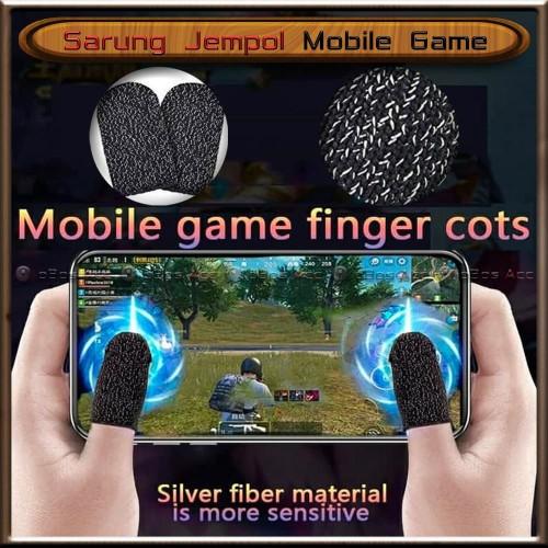 Foto Produk Sarung Jempol PUBG Tangan Game Mobile Legend COD Call Of Duty dari oBos Acc