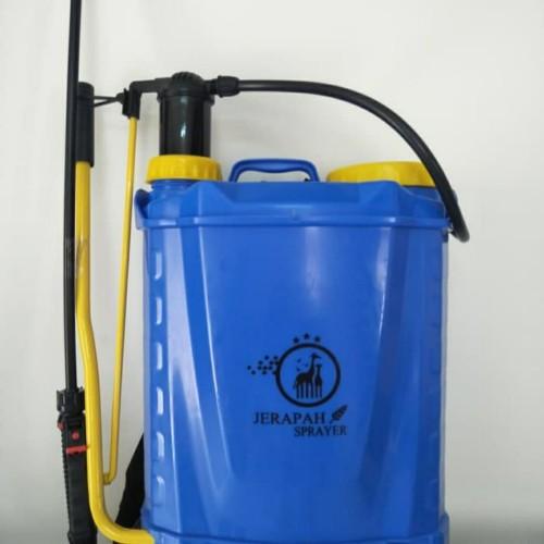 Foto Produk alat semprot sprayer elektrik baterai pertanian taman disinfektan dari javan
