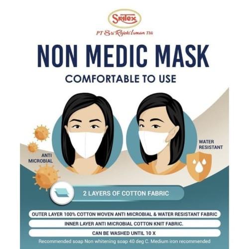 Foto Produk Masker Sritex Non Medis dari gagaks