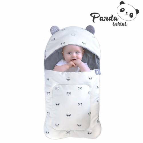 Foto Produk Selimut Bayi Omiland Panda Series Osw 2141 Sleeping Bag dari Jexas Shop