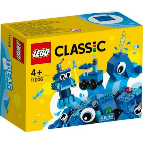 Foto Produk LEGO 11006 Classic Creative Blue Bricks dari Brickz Project