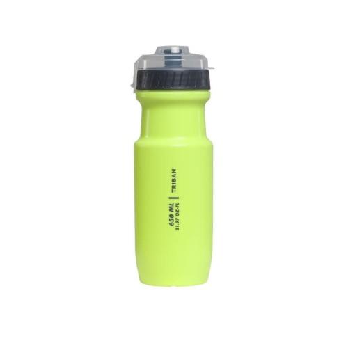 Foto Produk Triban Botol Minum Road 650ml Lime 2655312 dari Decathlon Indonesia
