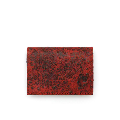 Foto Produk Card Holder Branded VERMONT K002 Kulit Asli Maroon Original Leather dari VERMONT LEATHER