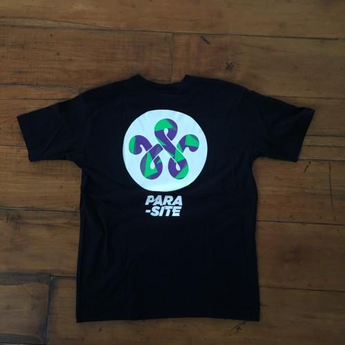Foto Produk Woei X Parasite Tshirt Black - M dari INFIA MARKET ID