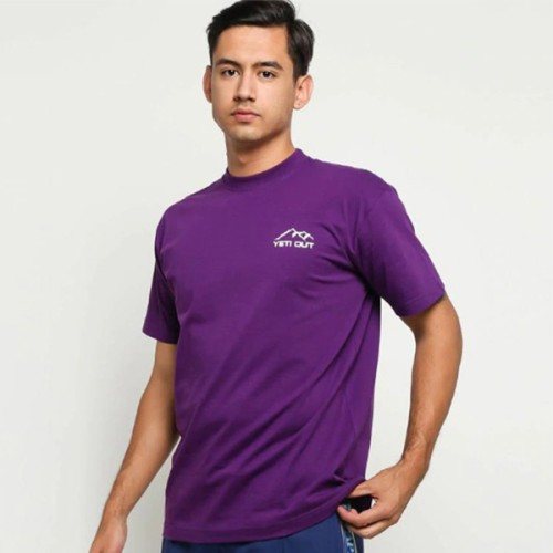 Foto Produk Yeti Tshirt Mountain Purple - M dari INFIA MARKET ID