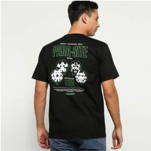 Foto Produk Perennial X Parasite Tshirt Black - L dari INFIA MARKET ID