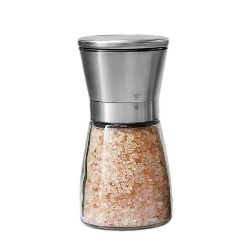 Foto Produk Nature Concept Salt Pepper Grinder Gilingan Penghalus Garam Lada SHORT dari Nature Concept